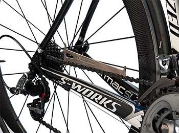 medidor de cadena bicicleta