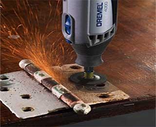 muela abrasiva dremel para metal