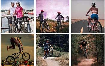 cascos para ruta, mtb, carretera o montaña seguridad ante todo