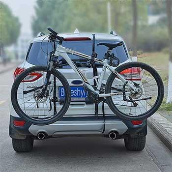 transporte de bicicletas para coche